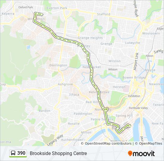 Eragon Karte.Linie 390 Fahrpläne Haltestelle Karten Brookside Shopping Centre