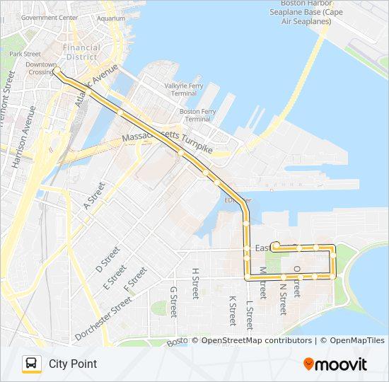 Linie 7: Fahrpläne, Haltestelle & Karten - City Point