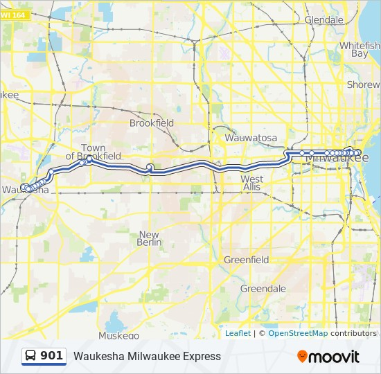 901 Route: Time Schedules, Stops & Maps - Wisconsin & C ... on wisconsin altitude map, wisconsin reservation map, wisconsin state highway map, wisconsin zone map, wisconsin detours map, wisconsin hwy map, wisconsin road map,
