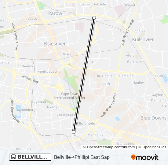 BELLVILLE - PHILIPPI EAST SAP Route: Schedules, Stops & Maps ... on java map, purple map, qualcomm map, great plains map, california republic map, project management map, sql map,