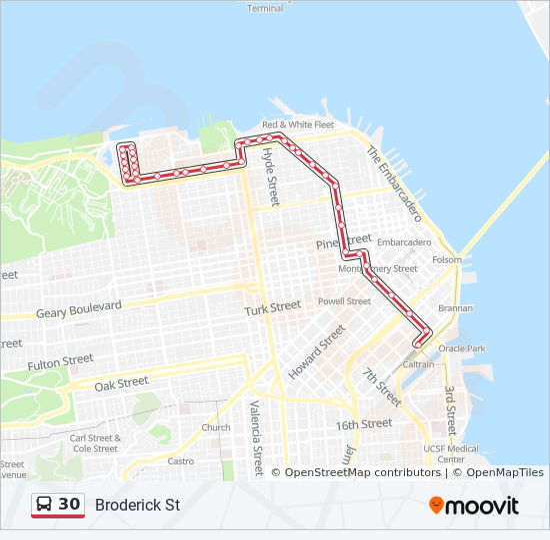 30 Route: Time Schedules, Stops & Maps - Van Ness + North Point on muni railway map, golden gate transit map, muni owl map, embarcadero muni map, madison metro map, mission bay muni map, bay area rapid transit map, bart map, muni trip planner map, muni downtown map, sfmta muni map, la county metro map, muni metro map, muni light rail map, downtown seattle transit tunnel map, muni station map, san jose, california map, muni line map, bay area zip code map, muni transit map,