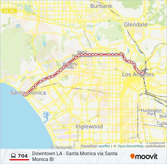 704 Route: Time Schedules, Stops & Maps - Dwtn La - Union Sta on san jose bus map, arizona bus map, seattle bus map, chicago bus map, baltimore bus map, san antonio bus map, houston bus map, escondido bus map, montebello bus map, big blue bus map, new york city bus map, los angeles bus routes map, boston bus map, san francisco bus map, saint paul bus map, california bus map, salt lake city bus map, london big bus tour map, norwalk bus map, tucson bus map,