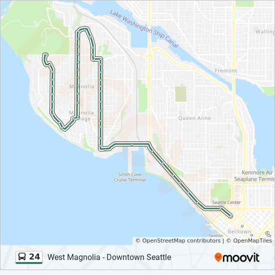 24 Route Time Schedules Stops Amp Maps Magnolia