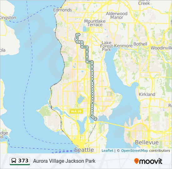 373 Route Time Schedules Stops Amp Maps Aurora Village