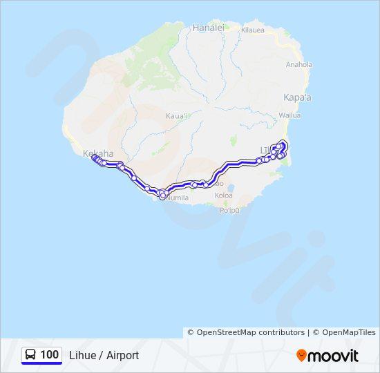100 Route: Time Schedules, Stops & Maps - Lihue Mainline on kauai snorkeling beaches, puerto rico road map detailed, kauai falls waimea canyon, kauai kalalau trail permits, kauai hawaii, new mexico road map detailed, maui road map detailed, kihei maui map detailed, kauai maps distances, kauai activities, kauai vacation, kauai sights, kauai snorkeling for beginners, kauai tourist sites, kauai road closure, kauai seaside, kauai weather, alberta road map detailed, kauai hiking trails, kauai tour maps,