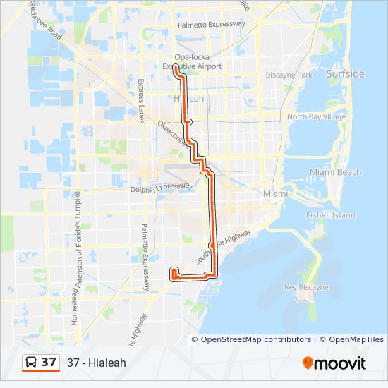 miami dade bus routes map | map of the world