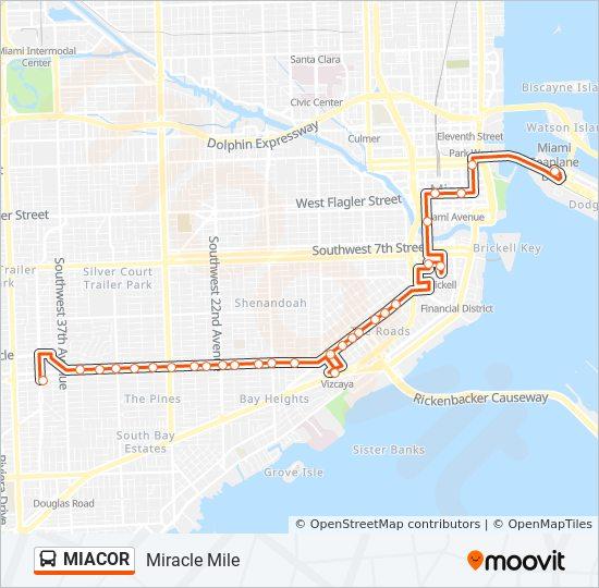 port of miami map pdf