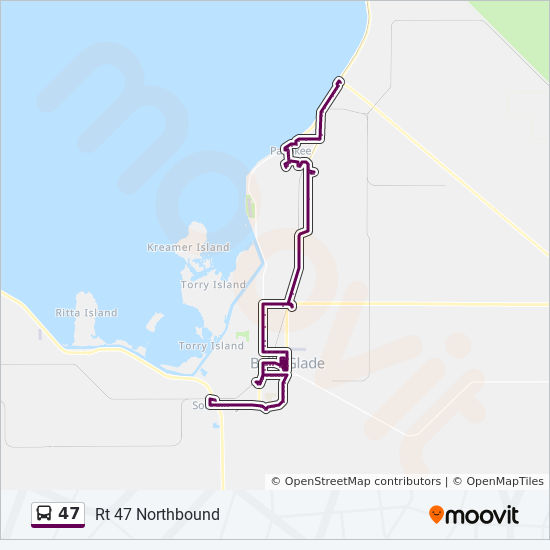 Belle Glade Florida Map.47 Route Time Schedules Stops Maps