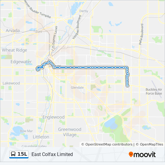 15l Route Time Schedules Stops Amp Maps Decatur Station