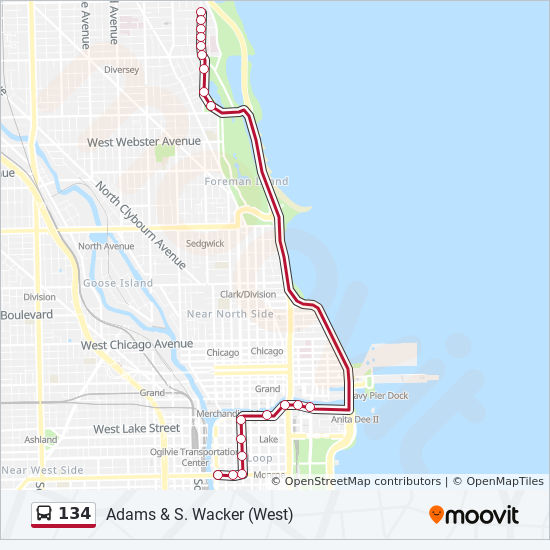 134 Route Time Schedules Stops Amp Maps Northbound Belmont