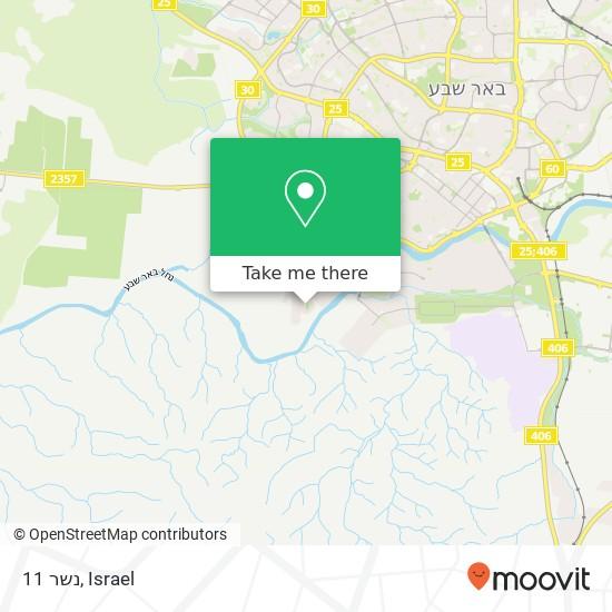 خريطة נשר 11