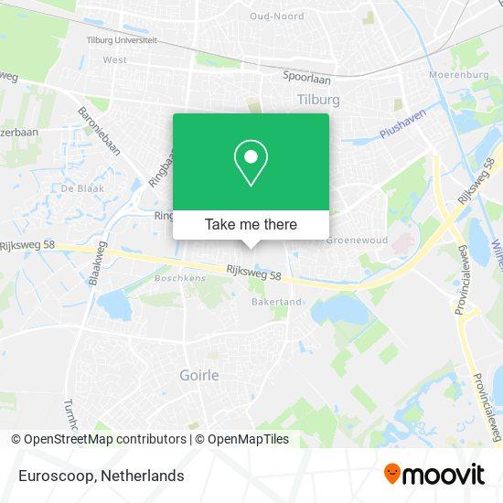Mapa Euroscoop