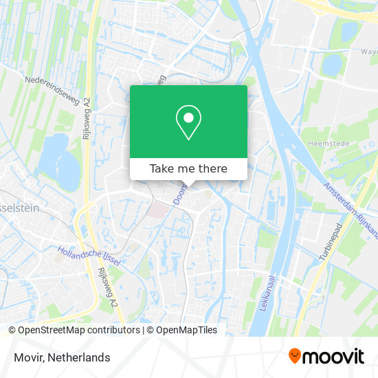 Movir Karte
