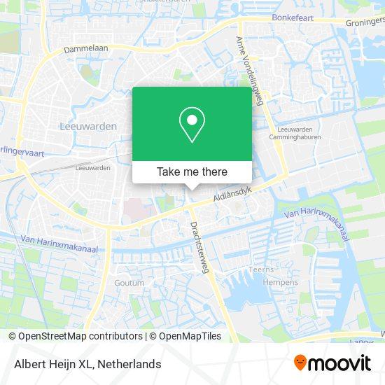 Albert Heijn XL Karte