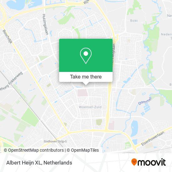 Mapa Albert Heijn XL