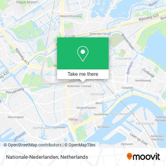 Mapa Nationale-Nederlanden