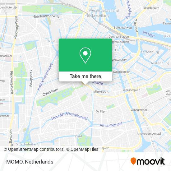 MOMO map