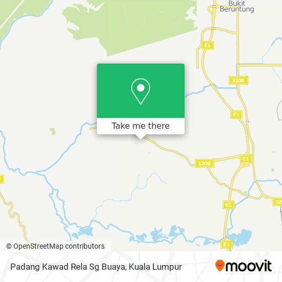 Padang Kawad Rela Sg Buaya地图