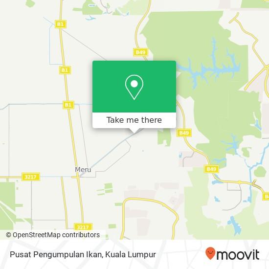 Pusat Pengumpulan Ikan, Jalan Paip 41050 Kapar map
