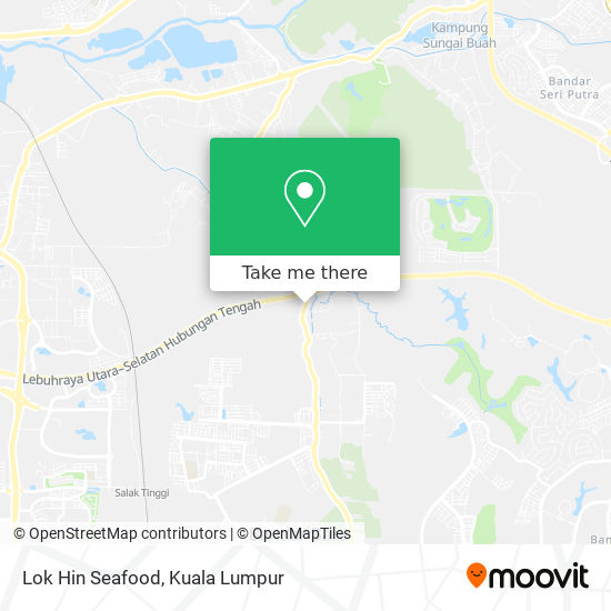 Lok Hin Seafood map