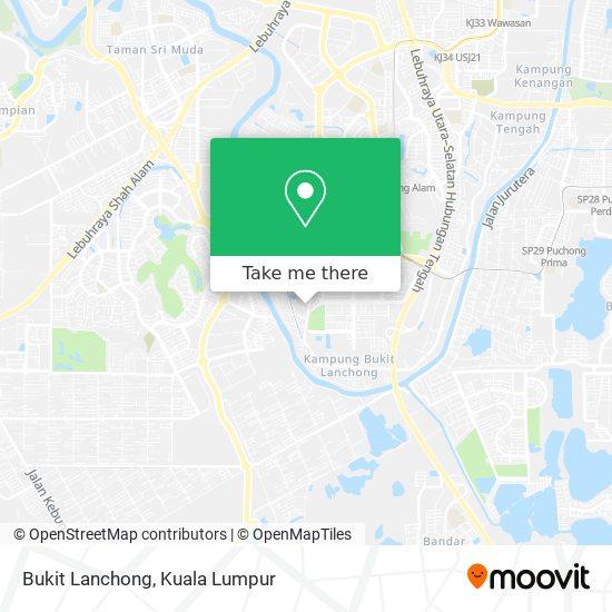Cara Ke Bukit Lanchong Di Shah Alam Menggunakan Bis Atau Mrt Lrt Moovit