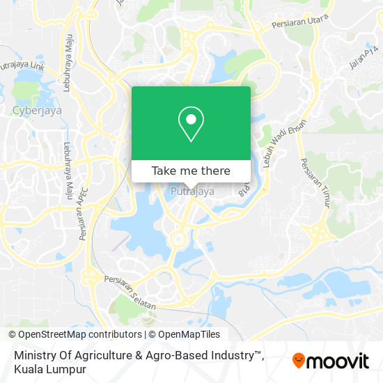 Ministry Of Agriculture & Agro-Based Industry™ map
