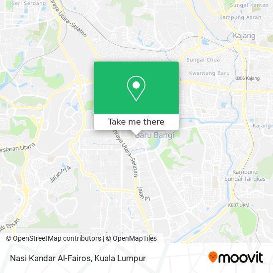 Nasi Kandar Al-Fairos地图