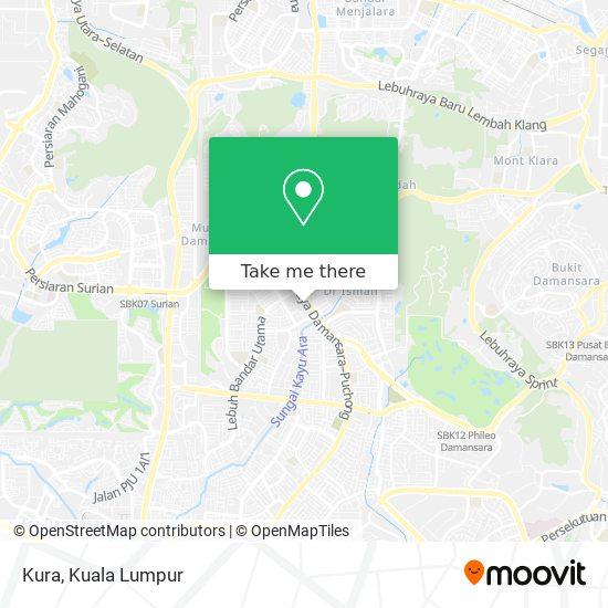 Kura地图