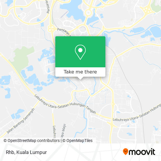 Jeit Yeit Hardware & Household;Easy By Rhb map