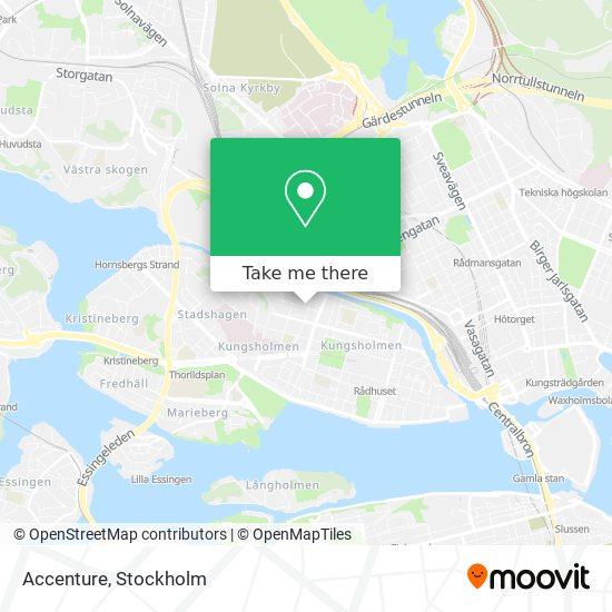 Accenture map