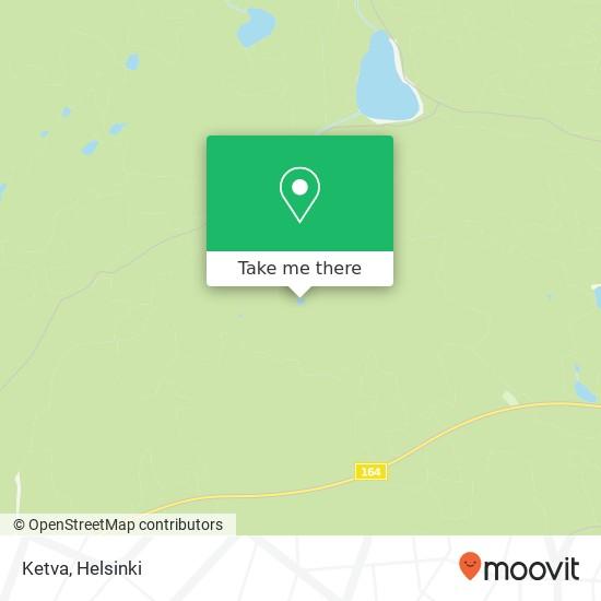 Карта Ketva