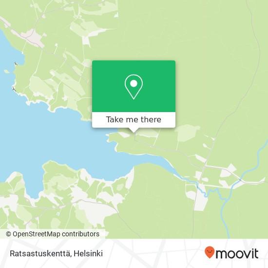 Карта Ratsastuskenttä