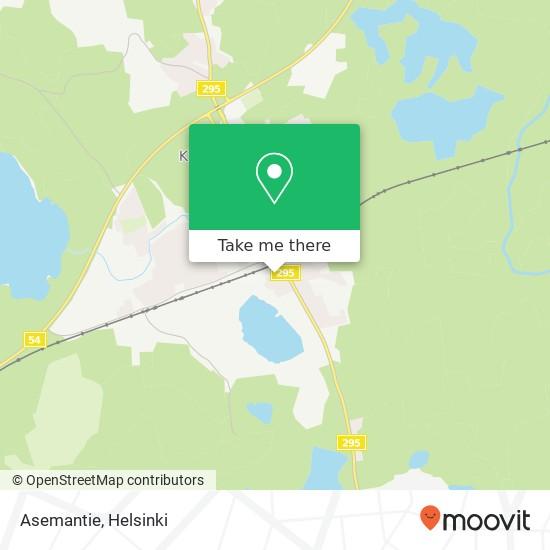 Asemantie map