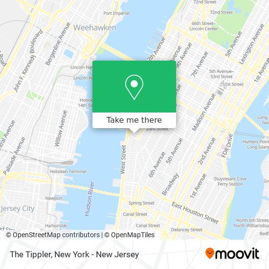 The Tippler map
