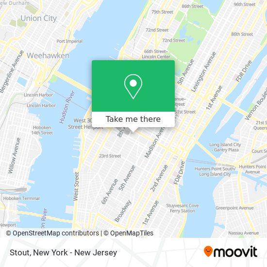 Stout map