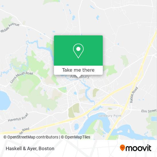 Mapa de Haskell & Ayer