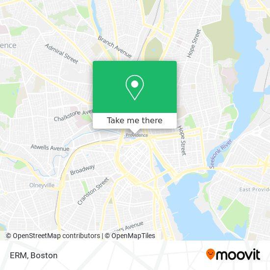 Mapa de ERM