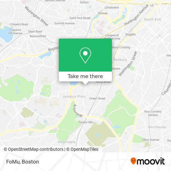 Mapa de FoMu