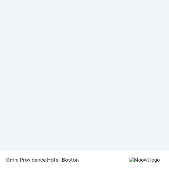 Mapa de Omni Providence Hotel