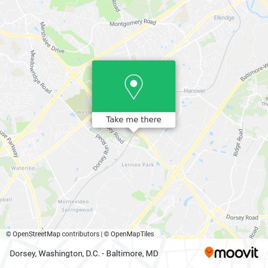 Mapa de Dorsey