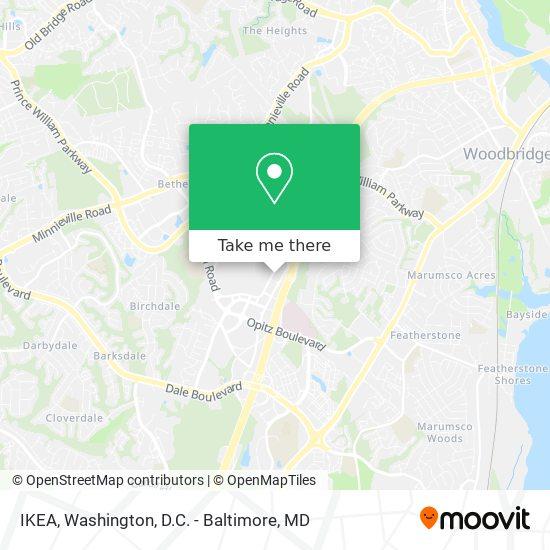 Mapa de IKEA