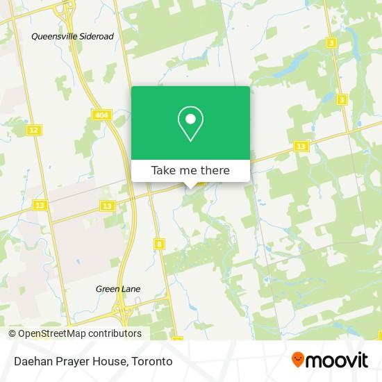 Daehan Prayer House mapa