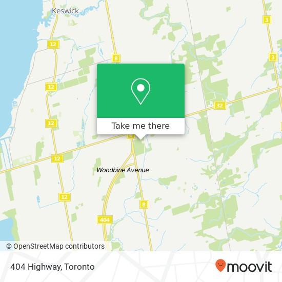 404 Highway地图