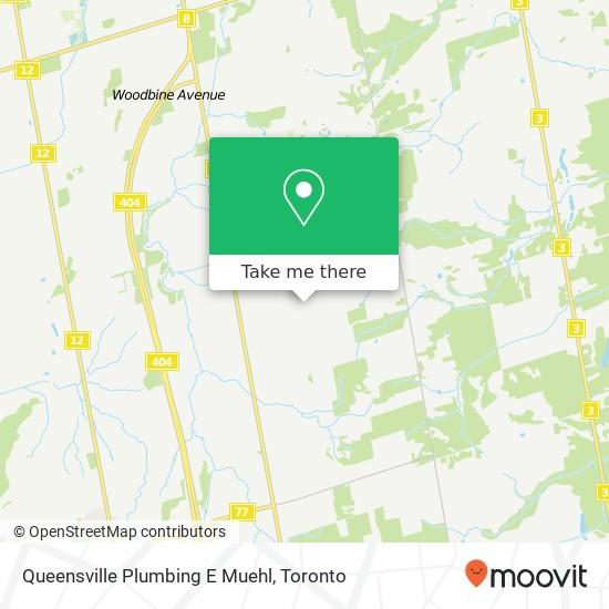 Queensville Plumbing E Muehl plan