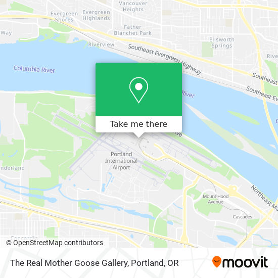 The Real Mother Goose Gallery plan
