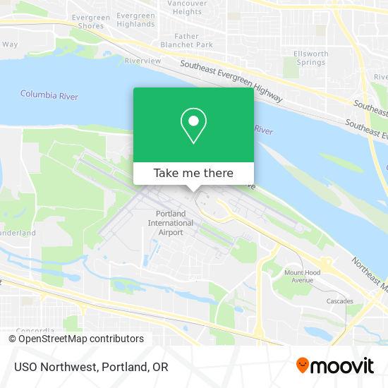 USO Northwest plan