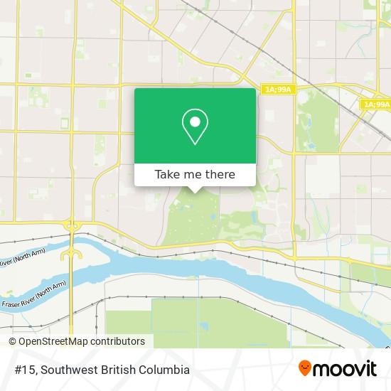 #15 map