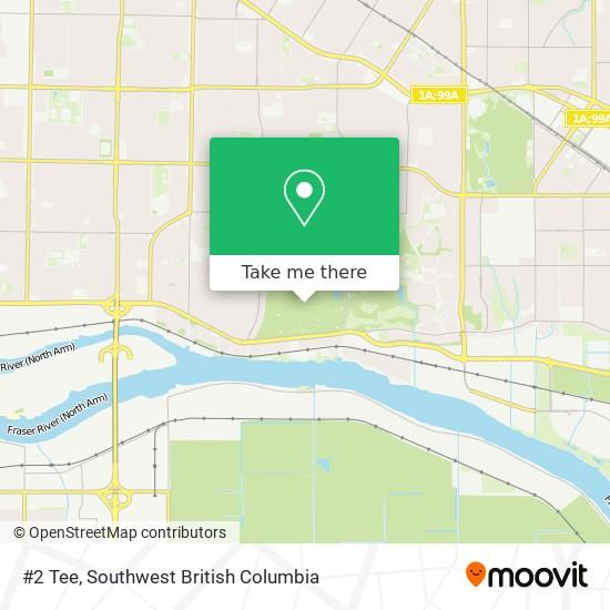 #2 Tee map