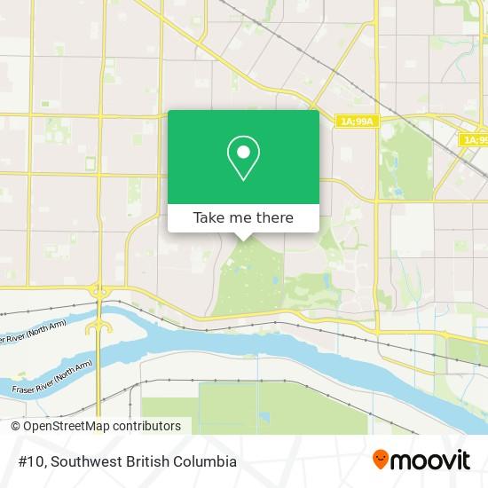 #10 map