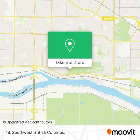 #8 map